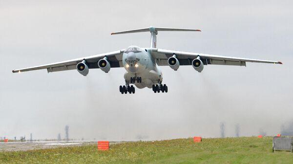 Транспортный самолет Ил-76