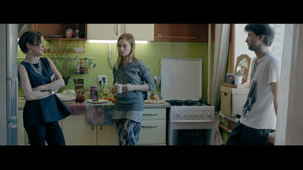 Кадр из фильма Русское краткое. Выпуск 4