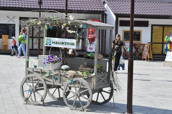 Всесезонный курорт Манжерок в Республике Алтай