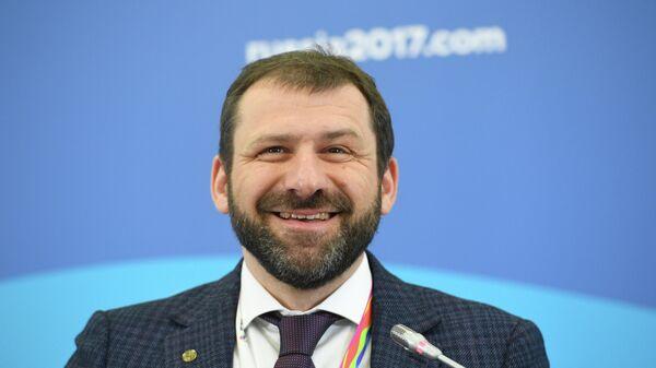 Совладелец корпорации ТехноНИКОЛЬ, сооснователь Рыбаков Фонда Игорь Рыбаков