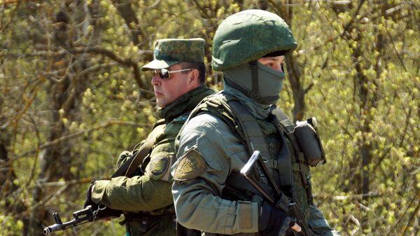 Передача заключенных Украине представителями ЛНР