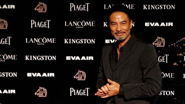Гонконгский актер Саймон Ям