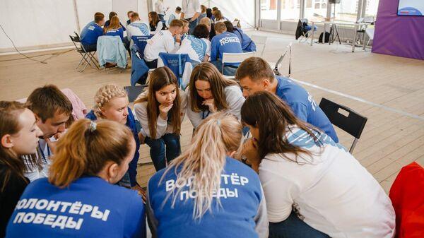 Волонтеры победы разработали более 70 мероприятий к 75-летию Победы