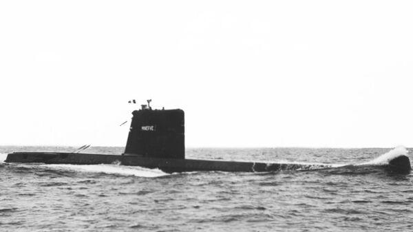 Подводная лодка Минерва