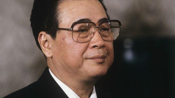 Премьер Государственного совета Китайской Народной Республики Ли Пэн