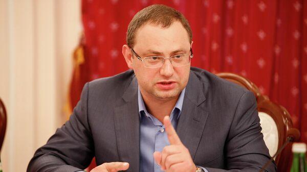 Министр здравоохранения Краснодарского края Евгений Филиппов