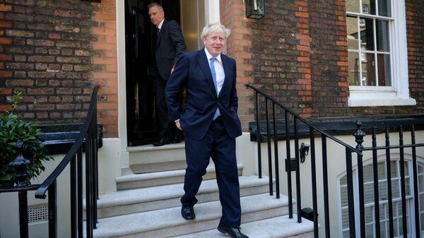 Новый премьер-министр Великобритании Борис Джонсон
