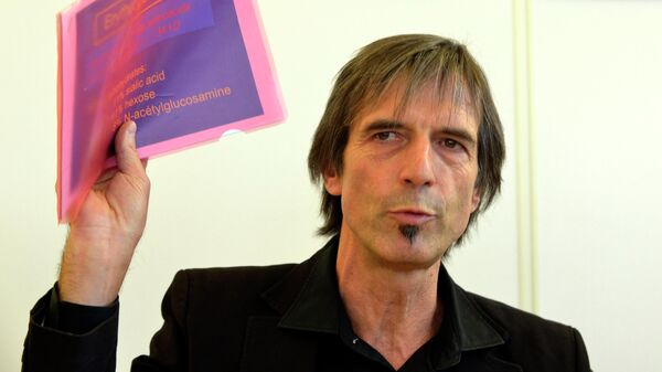 Бывший глава лозанской лаборатории, действующий руководитель отдела по исследованиям в области допинга университета Лозанны Марсьяль Соги
