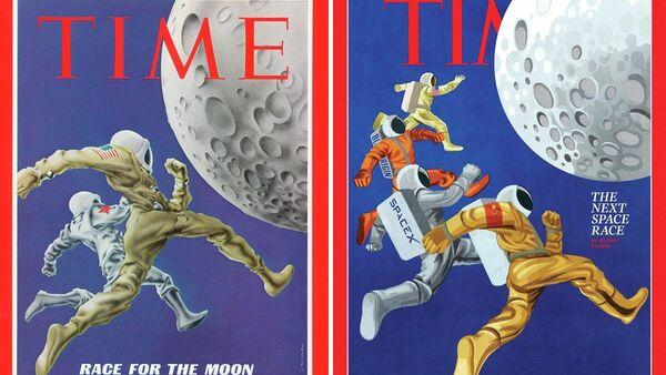 Обложки журнала Time 1968 и 2019 годов