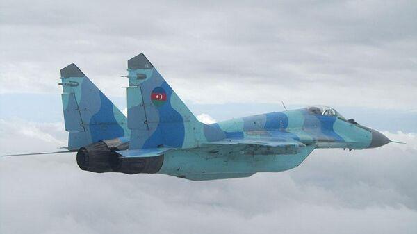Истребитель МиГ-29 ВВС Азербайджана