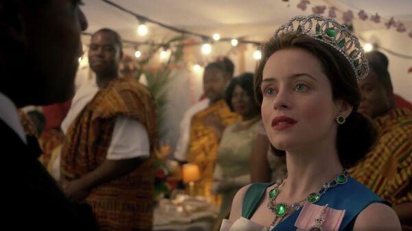 Кадр из фильма Корона