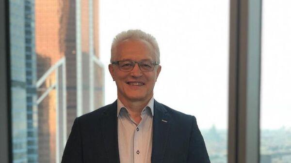 Лидер рабочей группы Аэронет Национальной технологической инициативы Сергей Жуков