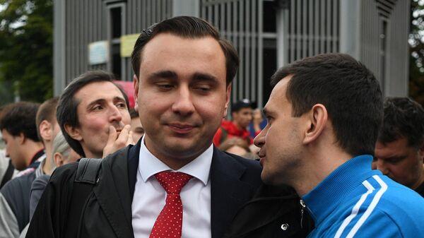 Иван Жданов и Илья Яшин