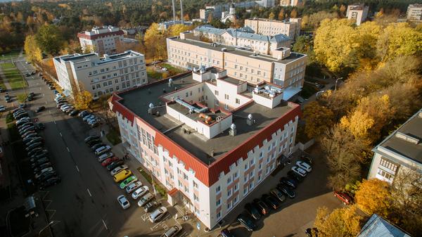 Городская больница №40 Курортного района