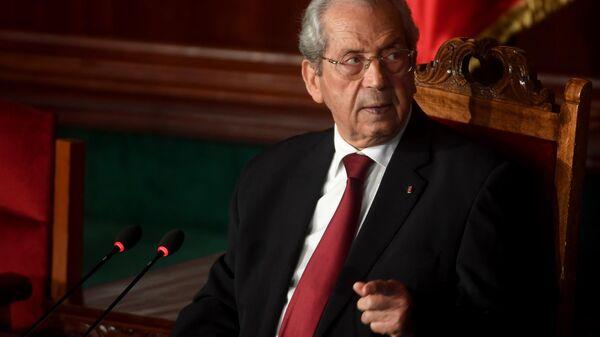 Спикер парламента Туниса Мухаммед ан-Насер