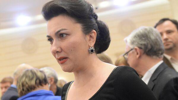 Министр культуры Крыма Арина Новосельская