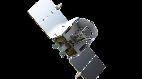 Макет народного лунного спутника