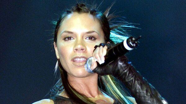 Певица британской группы Spice Girls Виктория Бекхэм