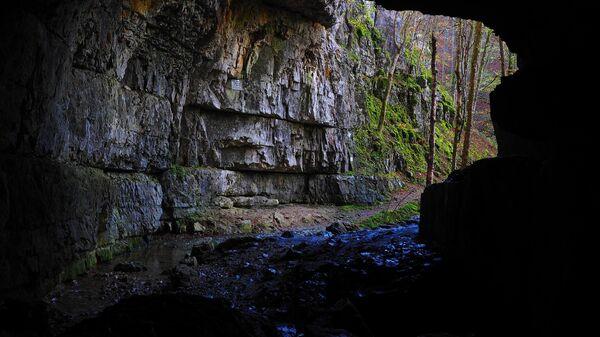 Фалькенштайнская пещера в Германии