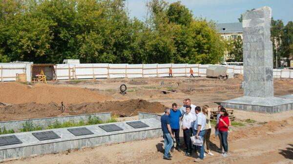 В Кинешме к 75-й годовщине Победы благоустроят городской парк