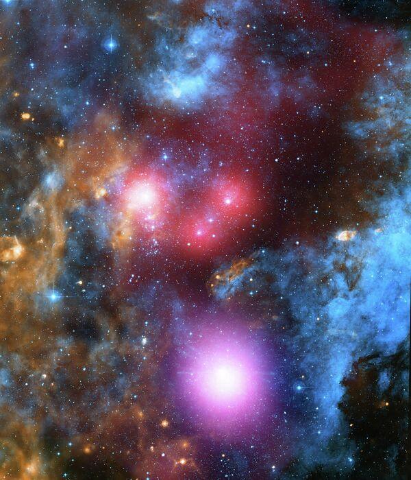 Лебедь OB2 — ассоциация OB-звезд