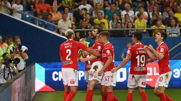 Жить спортом: Спартак проиграл 0:2, снова скандал и истерика