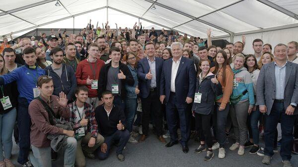 В Самарской области завершился молодежный форум ПФО iВолга 2.0