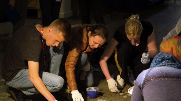Участники форума Добро на Северо-Западе помогли в реставрации монастыря