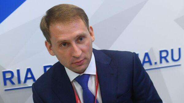 Министр по развитию Дальнего Востока и Арктики Александр Козлов