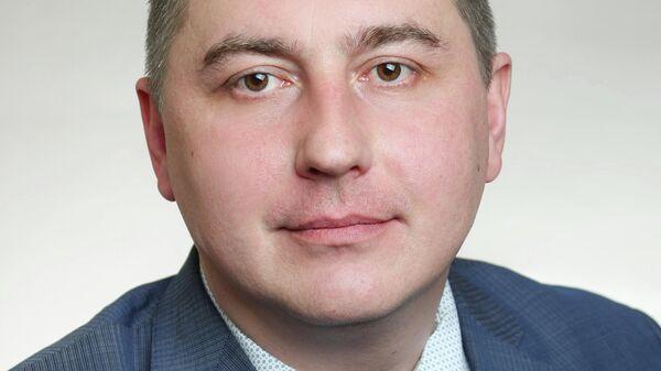 Заместитель руководителя Ространснадзора Виктор Гулин