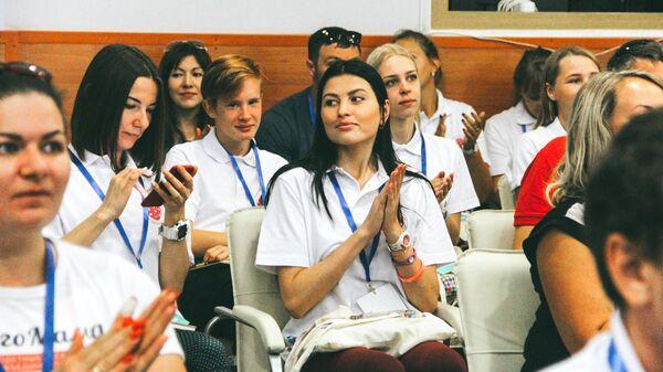 В Санкт-Петербурге открылся форум волонтеров Добро на Северо-Западе