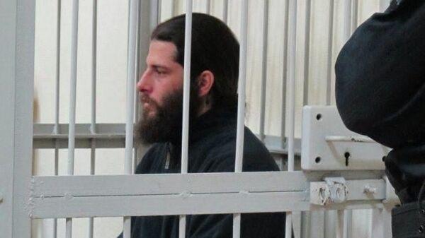 Гражданин Бразилии Рафаэль Лусварги в суде, Украина