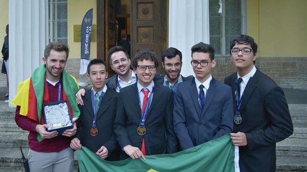 Победители II Международной олимпиады школьников по экономике