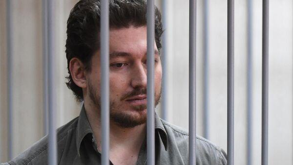 Кирилл Жуков в суде