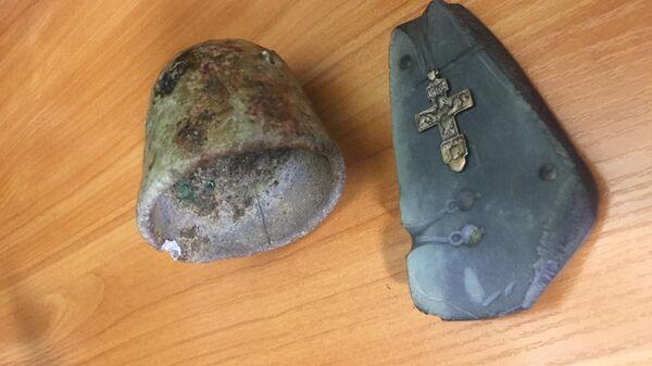 Находки московских археологов