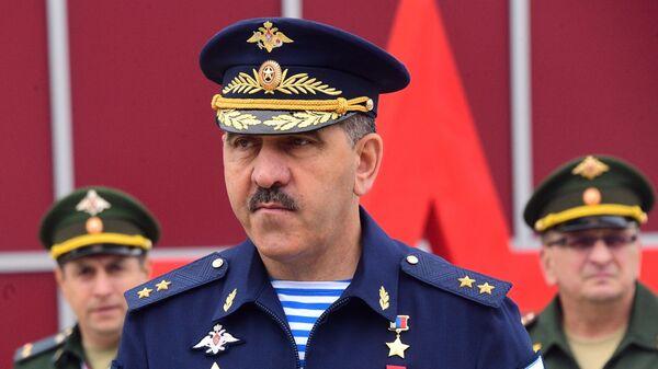 Замминистра обороны РФ Юнус-Бек Евкуров