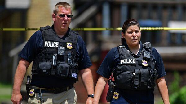 Полицейские штата Огайо