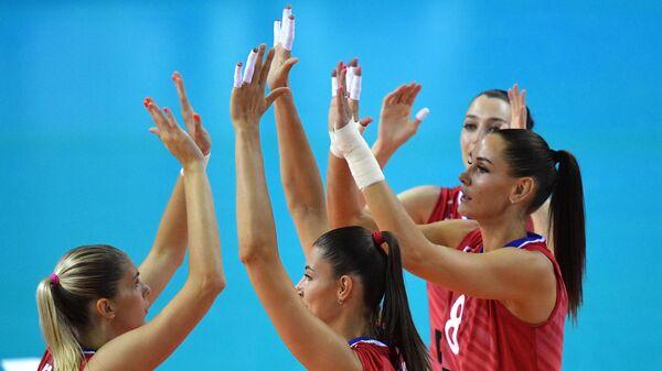 Женская сборная России по волейболу
