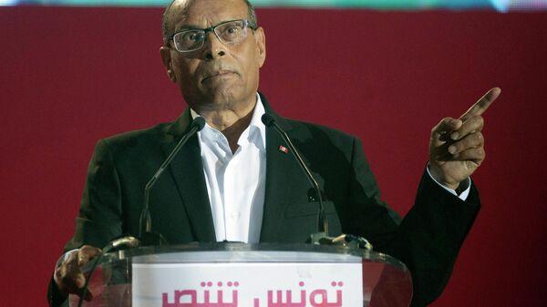 Бывший президент Туниса Монсеф Марзуки
