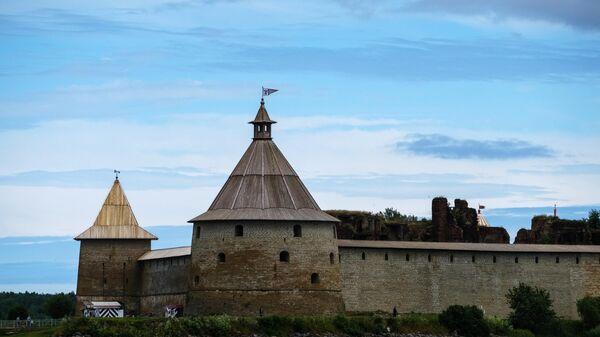 Крепость Орешек в Ленинградской области