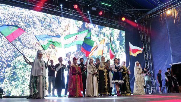 День Северо-Кавказского округа прошел на форуме Машук 2019