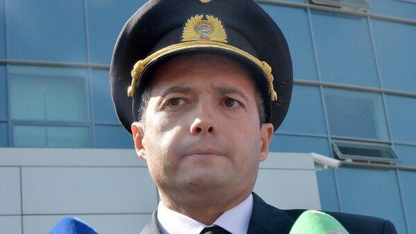 Командир экипажа самолета Airbus A321