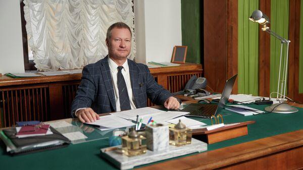 Директор Пулковской обсерватории Назар Робертович Ихсанов