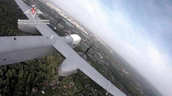 Беспилотный летательный аппарат Альтиус-У