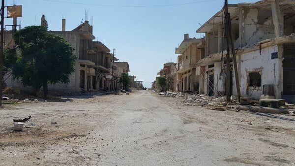 Армия САР взяла населенные пункты в провинции Хама