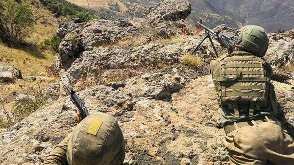 Турецкая военная операция на севере Ирака