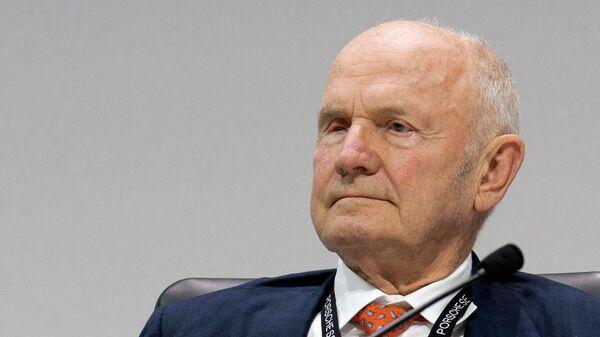 Бывший глава автоконцерна Volkswagen и акционер Porsche Фердинанд Пиех