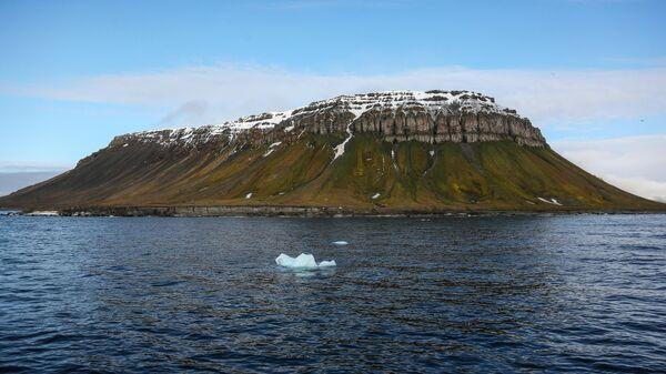 Арктический архипелаг Земля Франца-Иосифа