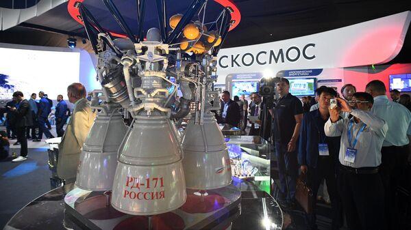 Российский жидкостный ракетный двигатель закрытого цикла РД-171