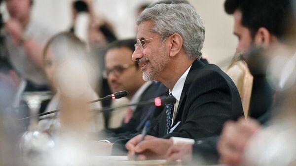 Министр иностранных дел Индии Субраманиам Джайшанкар